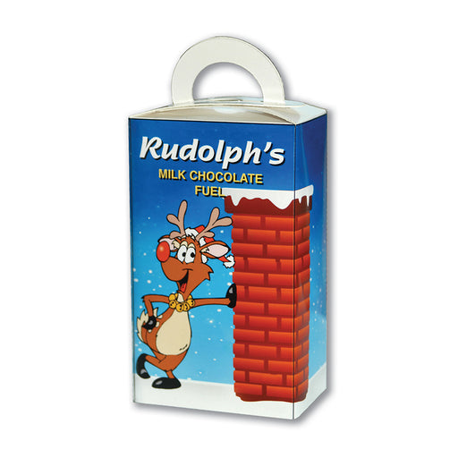 Rudolph's Milk Chocolate Fuel