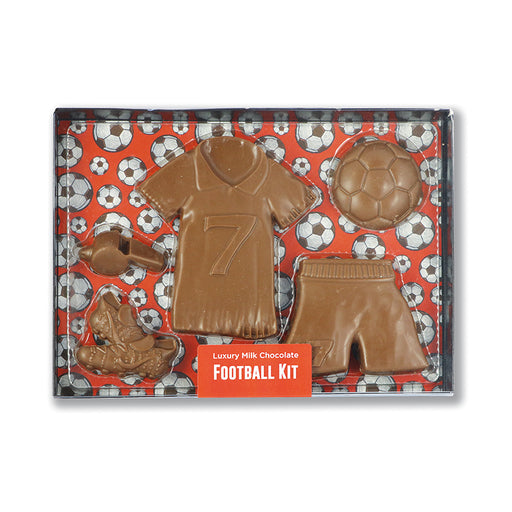 Chocolate Football Set