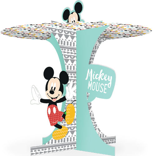 Mickey Mouse Awesome Paper Cupcake Stand