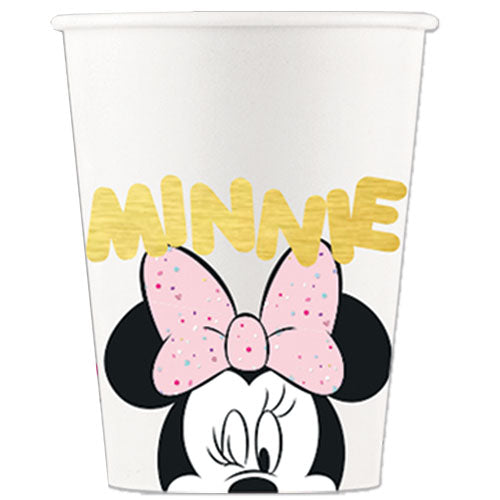 Minnie Mouse Gem Party Cups