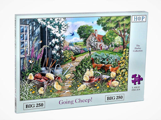 HOP Going Cheep! Big 250 Piece Jigsaw Puzzle