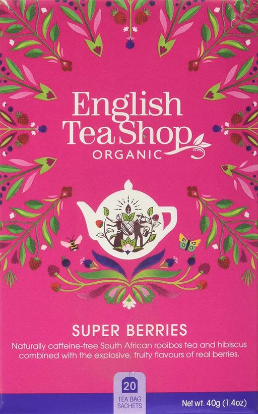 English Tea Shop Super Berries Pack