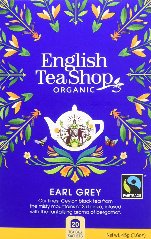 English Tea Shop Earl Grey Pack