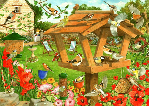HOP Strictly For the Birds 1000 Piece Jigsaw Puzzle