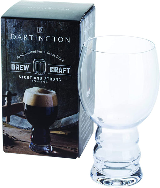Dartington Crystal Brew Craft Stout and Strong