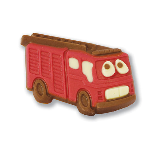 Chocolate Sam The Fire Engine