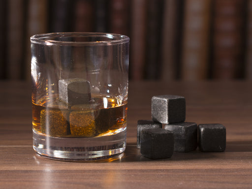 Earlstree & Co Whiskey Rocks Set