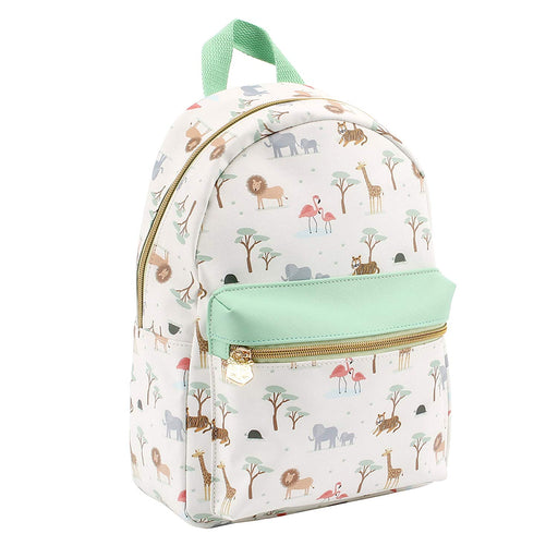 Safari Jungle Toddler Backpack