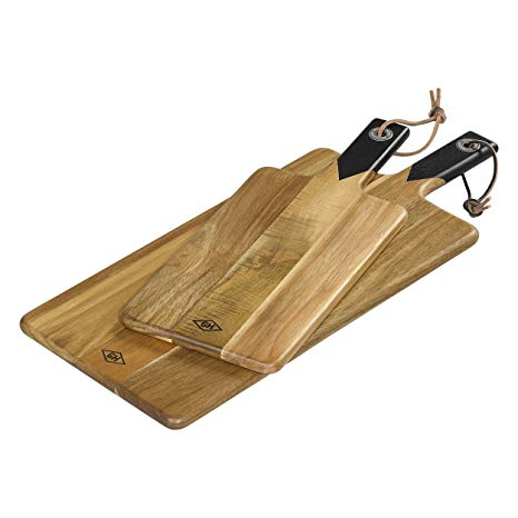 Gentleman's Hardware Set of Two Serving Board