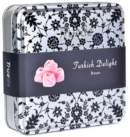 Roses Turkish Delight Tin Boxes 250g - BBE JUNE 2020