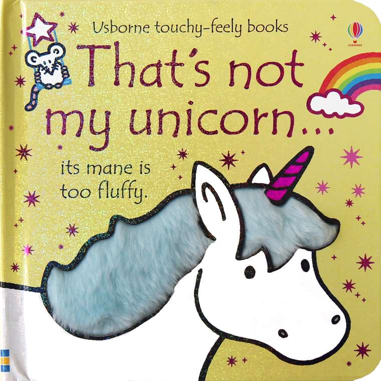 Usborne That's Not My Unicorn Book