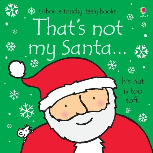 Usborne That's Not My Santa Book