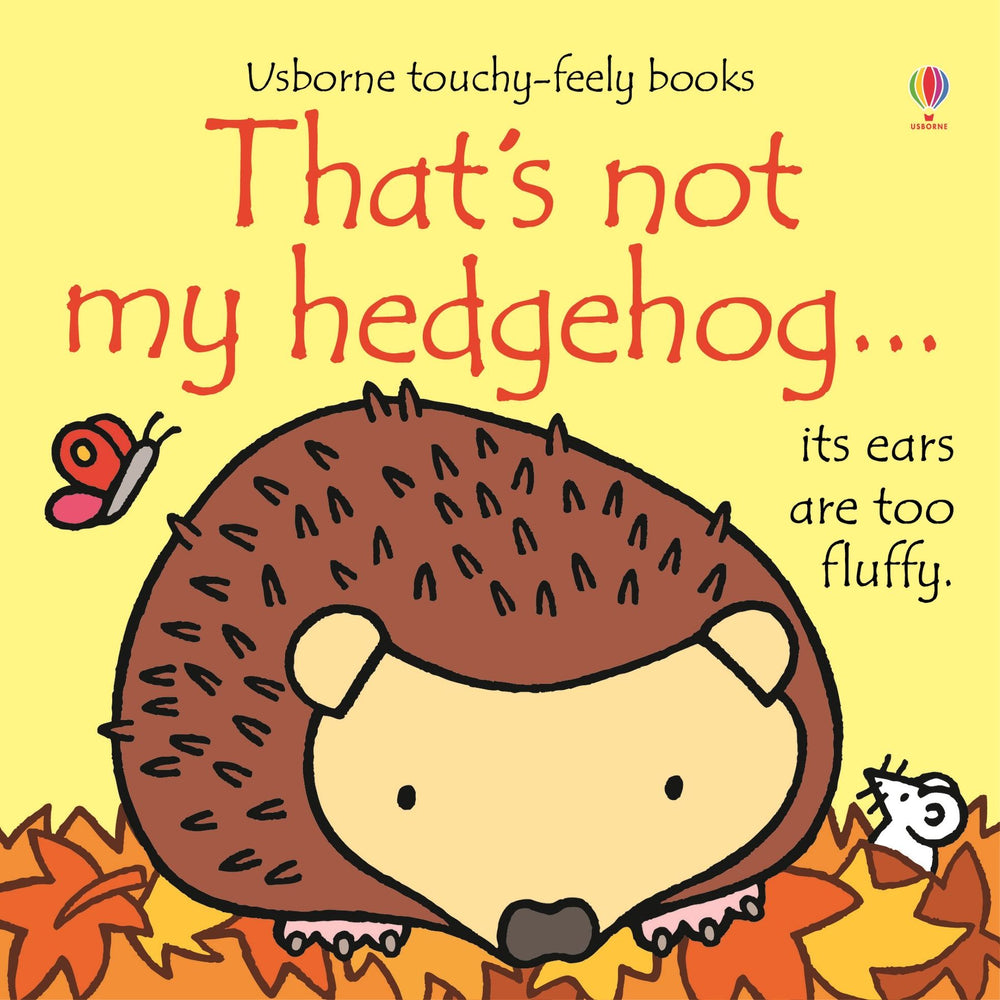 Usborne That's Not My Hedgehog Book