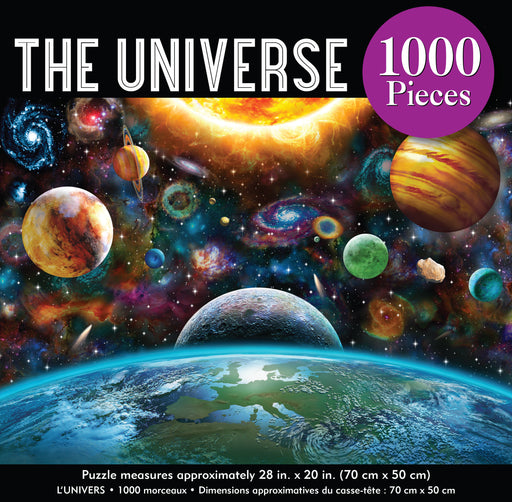 Peter Pauper Press The Universe 1000pc Jigsaw Puzzle