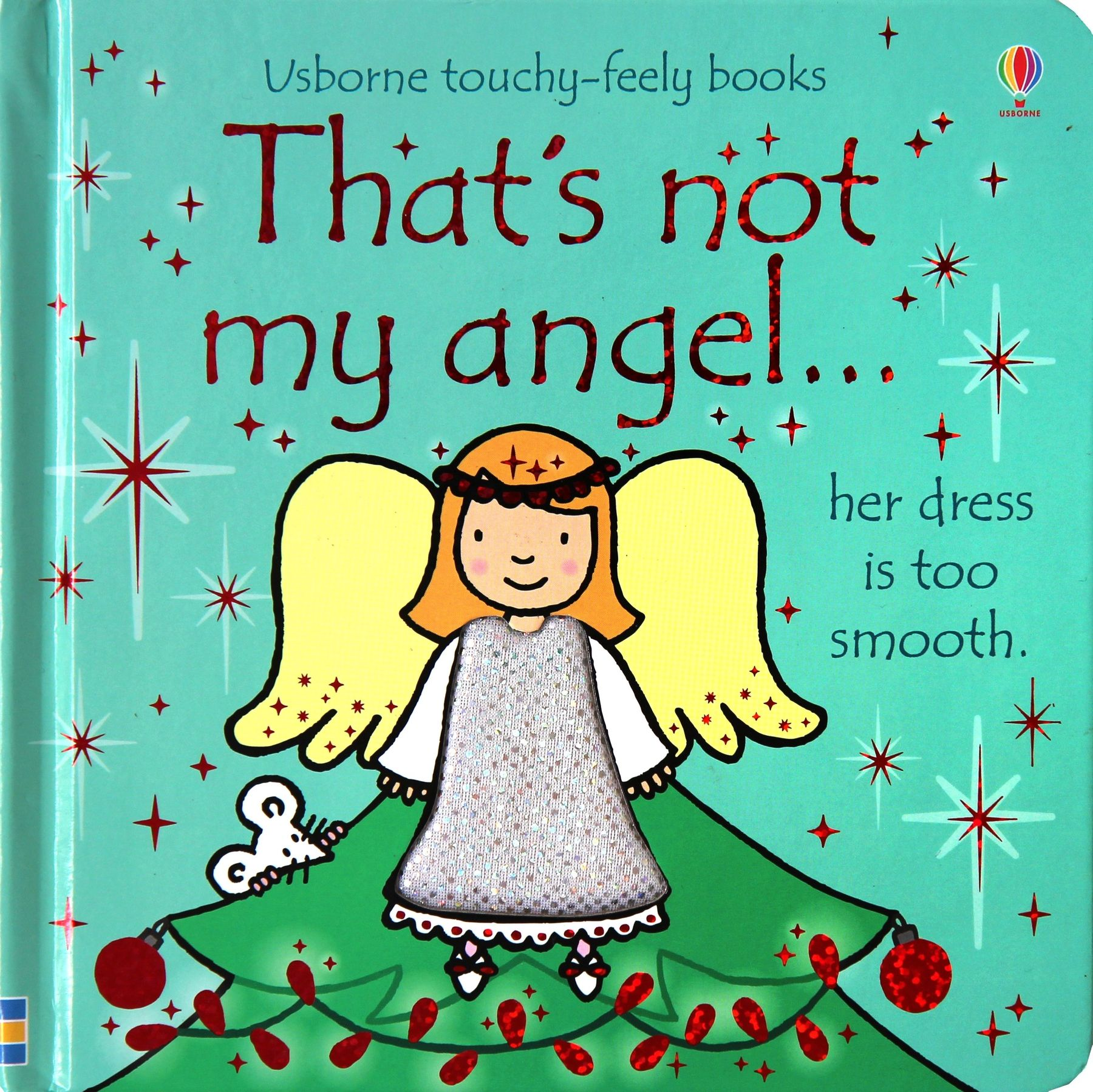 Usborne That's Not My Angel Book