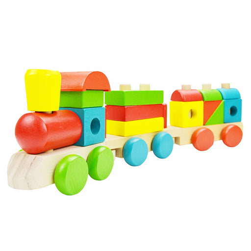 Jumini Stacking Train (18pcs)