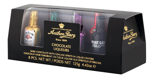 Anthon Berg 8pc Chocolate Liqueurs Box