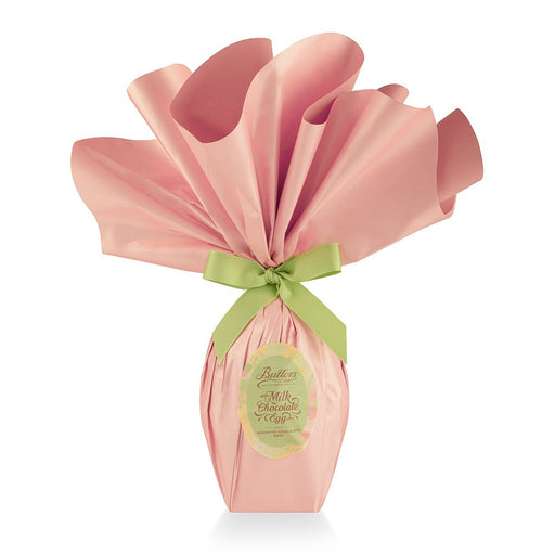 Butlers Pink Wrapped Milk Chocolate Easter Egg