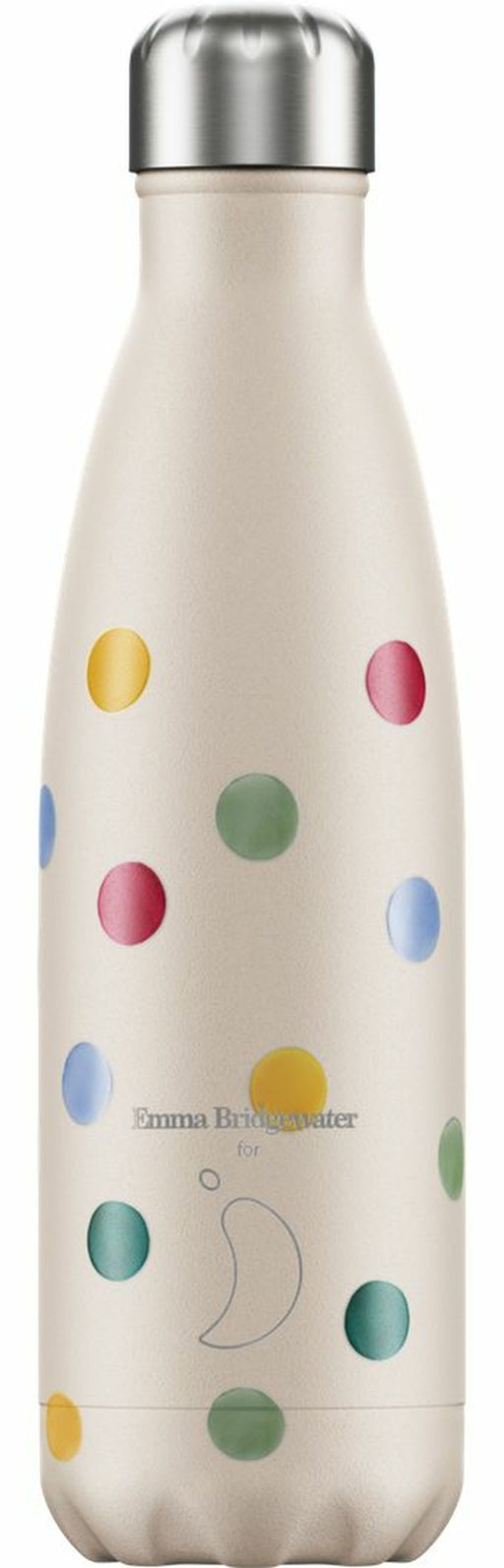 Chilly's Bottle 500ml Emma Bridgewater Polka