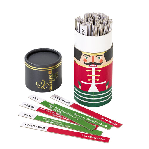 Talking Tables Botanical Nutcracker Mini Dipsticks POS