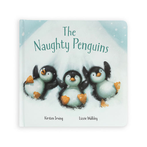Jellycat The Naughty Penguins
