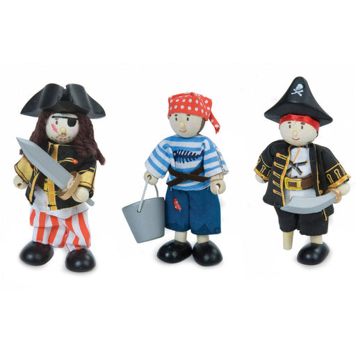 Le Toy Van Pirate Gift Pack