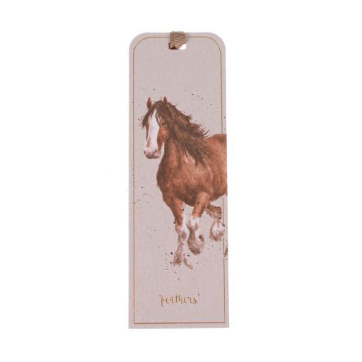 Wrendale Horse Bookmark