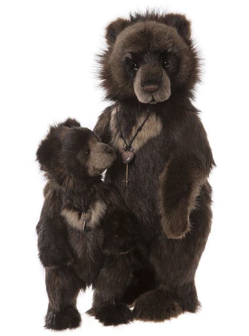 Charlie Bear Big Ron and Little Ron - Pre Order