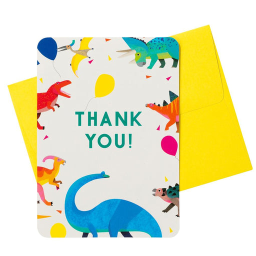 Talking Tables Party Dinosaur Thank You Cards