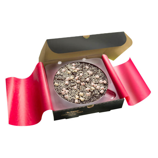 "Devilishly Dark Chocolate 7"" Pizza"