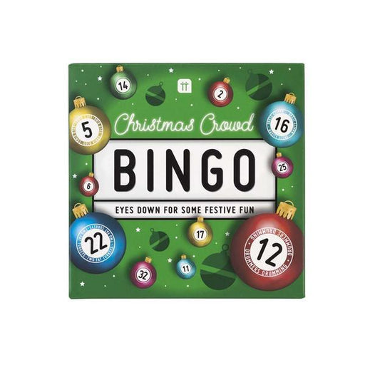 Talking Tables Christmas Entertainment Bingo