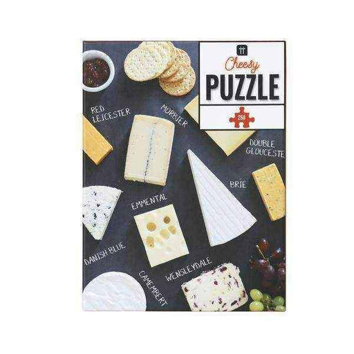 Talking Tables Cheese Jigsaw Puzzle 250 pieces