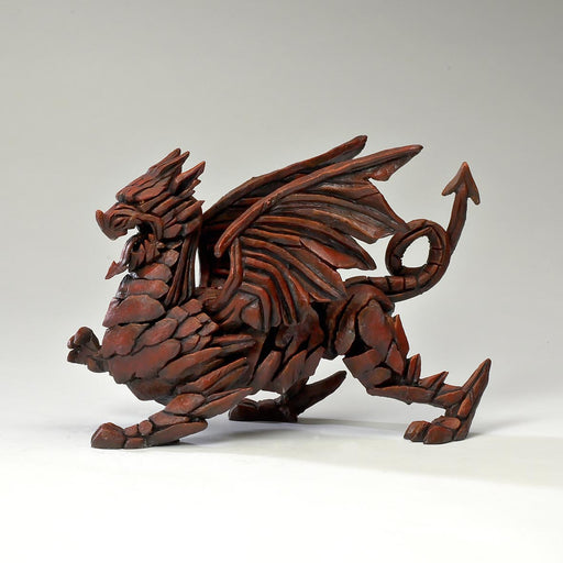 Edge Sculpture Dragon