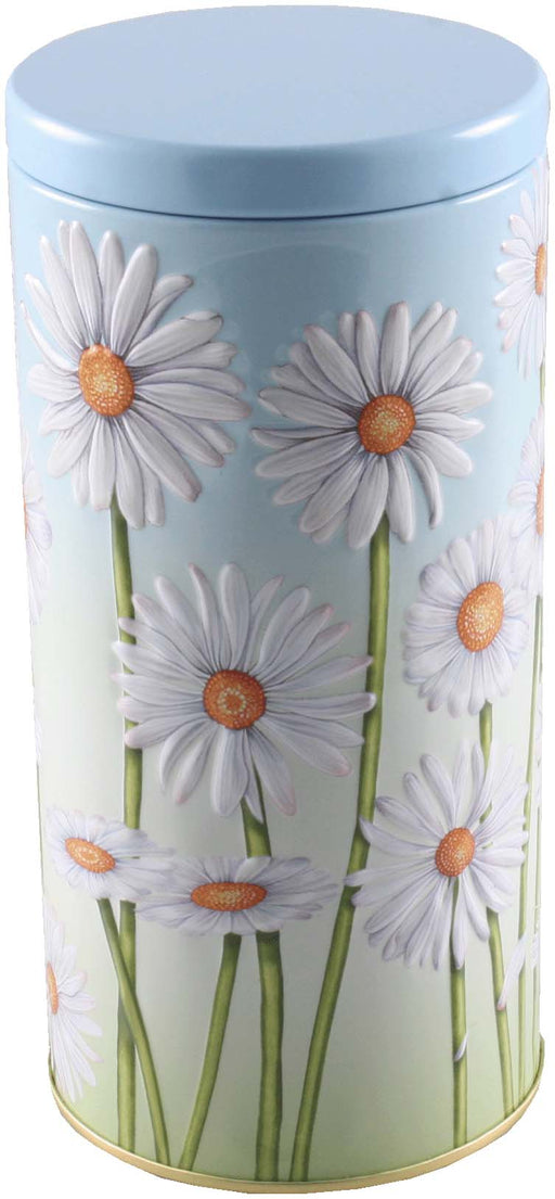 Daisy Tin with Chocolate Chip Crumbles