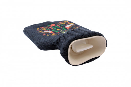 Seasons Greetings Robin Hot Water Bottle