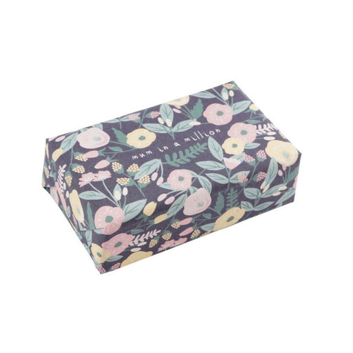 Floral Wrapped Soap - Mum in a Million