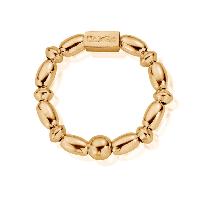 Chlobo Mini Gold Ring