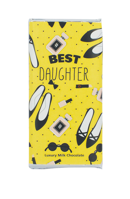 Best Daughter Chocolate Bar