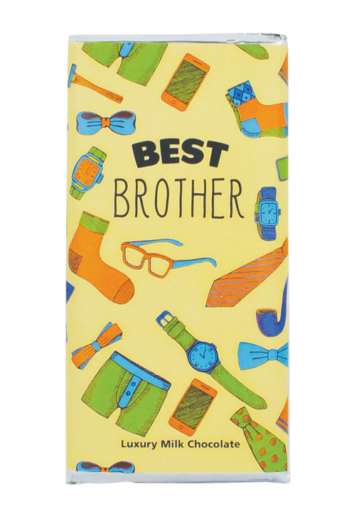 Best Brother Chocolate Bar