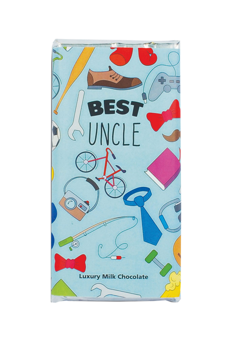 Best Uncle Chocolate Bar