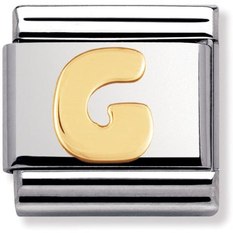 Nomination Classic Charm - Gold G