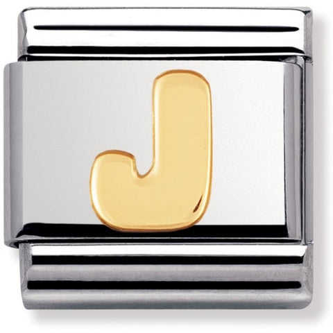 Nomination Classic Charm - Gold J