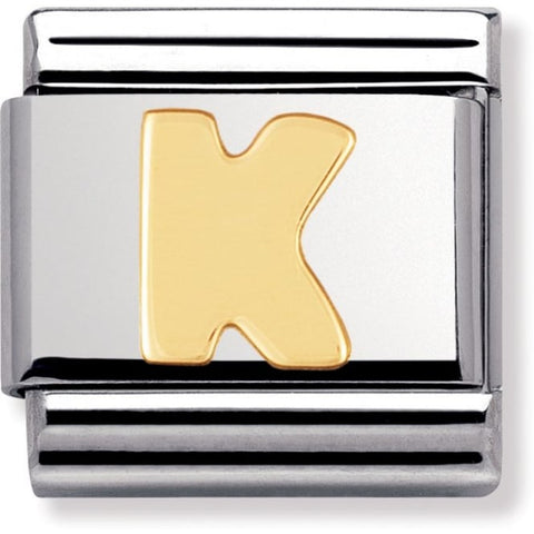 Nomination Classic Charm - Gold K