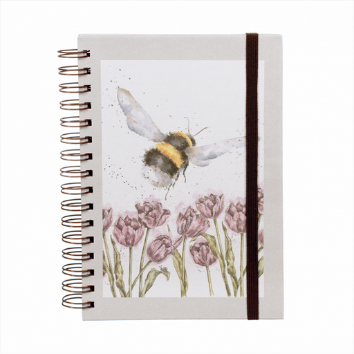 Wrendale 'Flight of the Bumblebee' Notebook