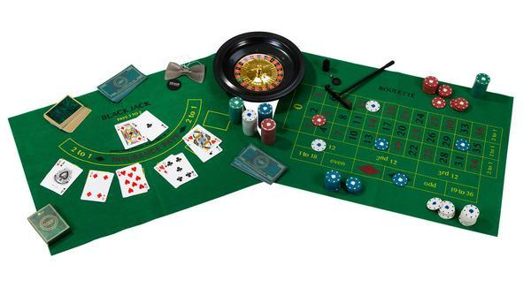 Talking Tables Host Your Own Casino Night