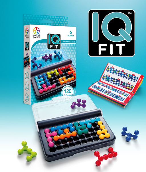 IQ Fit Puzzle Game
