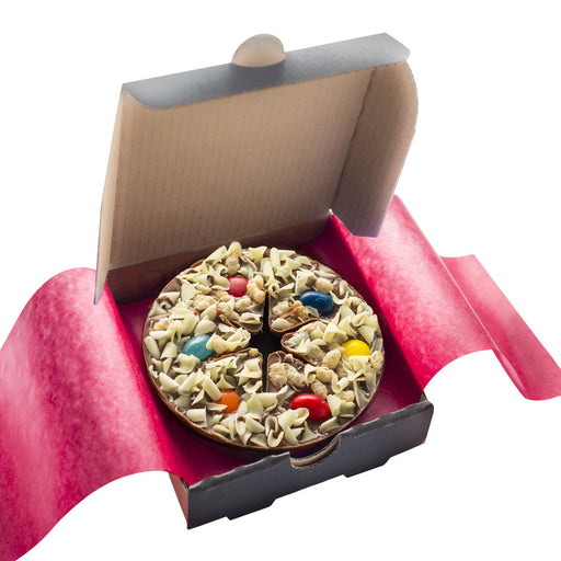 Mini Jellybean Jumble Chocolate Pizza