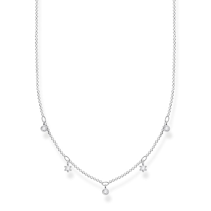 Thomas Sabo White Stones Necklace