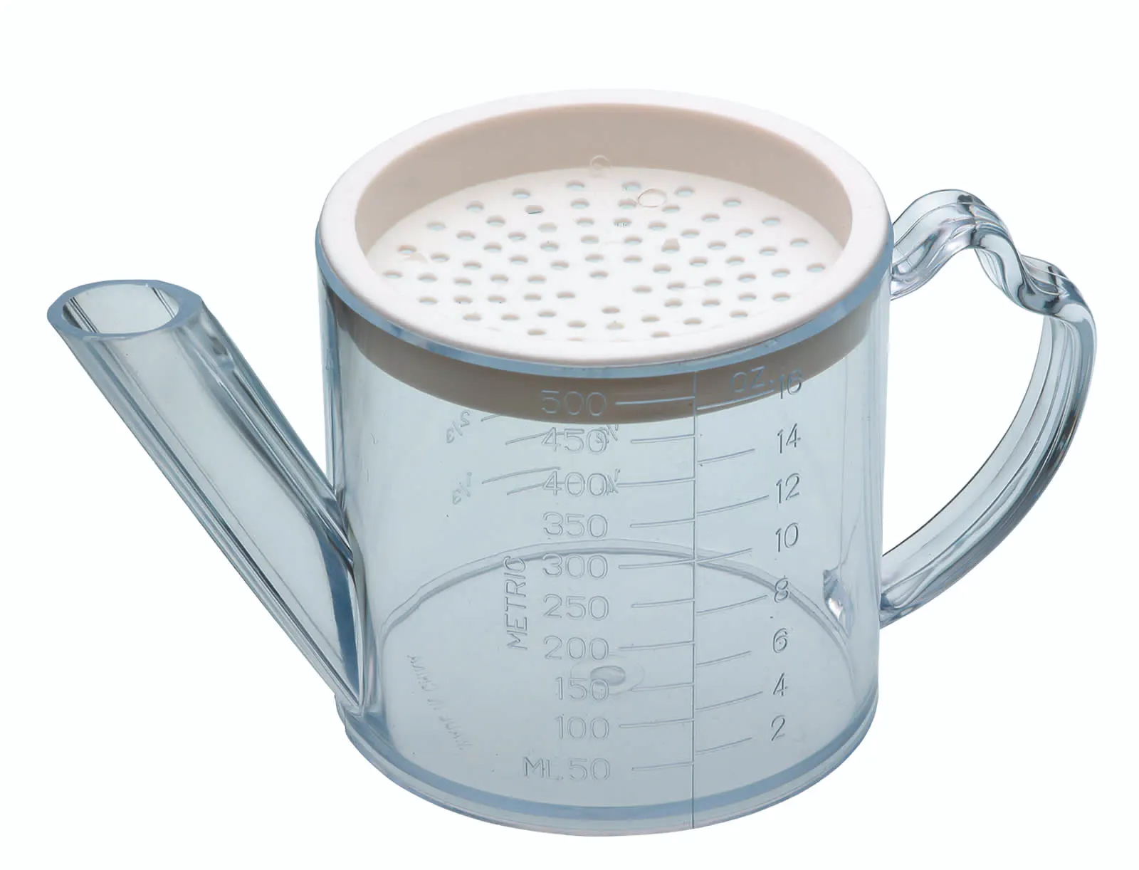 KitchenCraft 500ml Gravy / Fat Separator and Measuring Jug