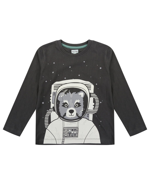 Lilly & Sid Space Bear Top